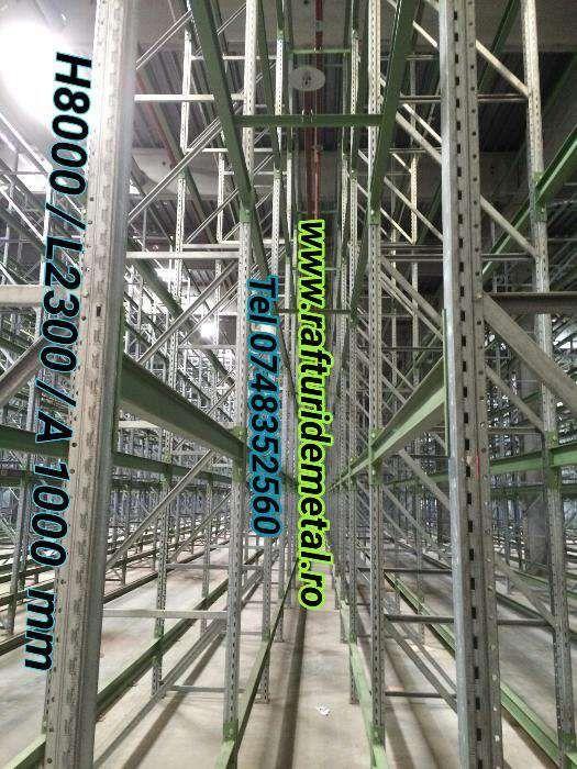 RAFTURI METALICE industriale - depozitare - europaleti Bistrita - imagine 3
