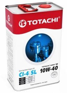 TOTACHI NIRO™ 10W-40- дизельное полусинтетическое моторное масло