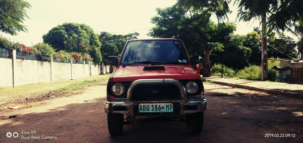 Pagero Mini. 4*4 gasolina