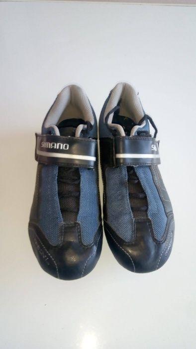Pantofi sosea ciclism simano
