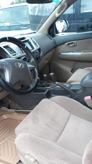 Toyota Fortuner limpo Baixou o preço Kikolo - imagem 4