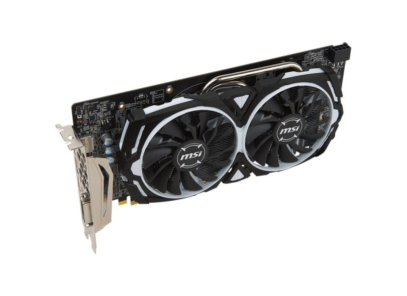 placa grafica RX 580 8gb 20000mt