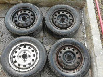 Метални Джанти 13ки с гуми