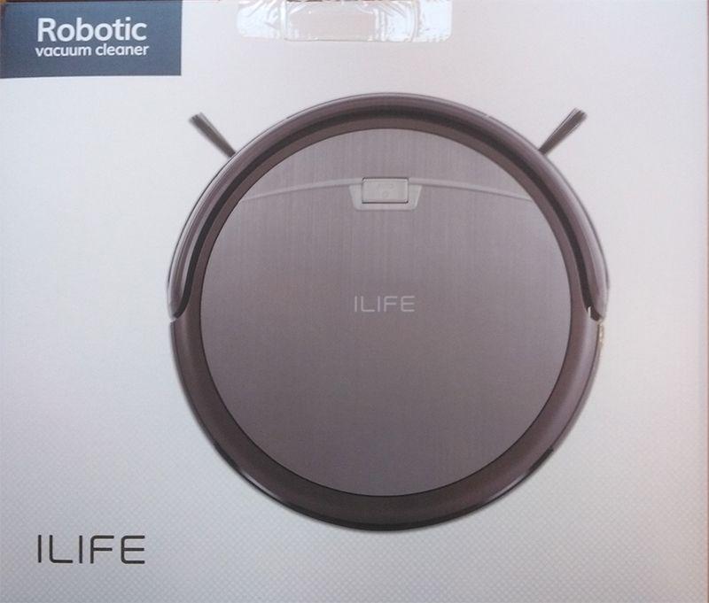 Най-добрата прахосмукачка-робот - iLife A4S - гаранция !!!