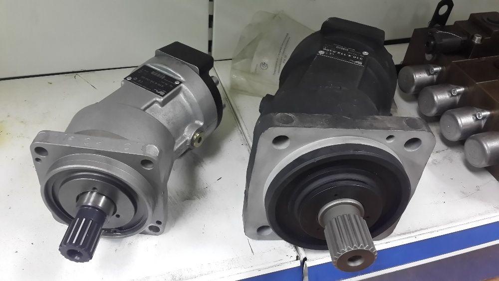 Гидромоторы и Гидронасосы для Автокрана а так же погрузчиков, манипуля
