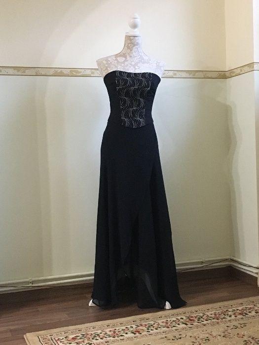 Vand rochie lunga (corset + fusta)
