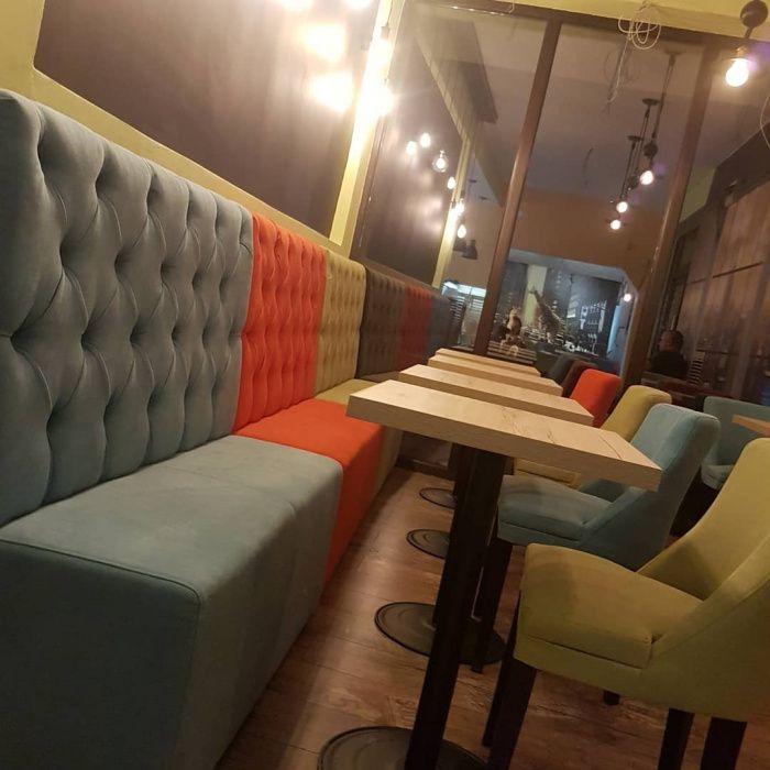 Canapele, scaune, fotolii, mese, bar, horeca