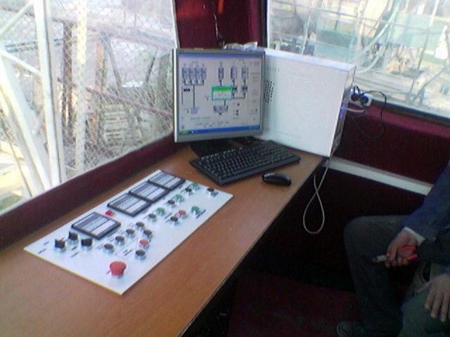 Automatizare Modernizare Statie de Betoane sau Asfalt