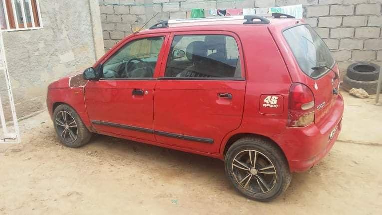 Suzuki alto k10/ 600mil negociável