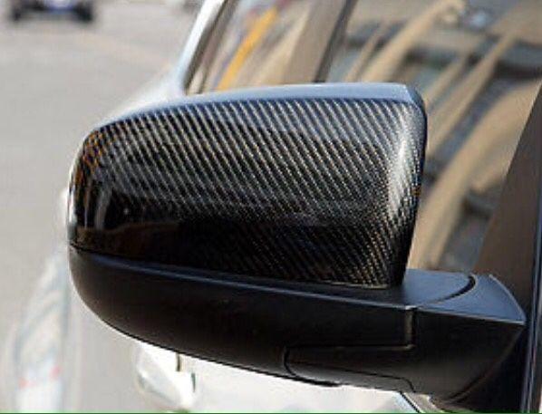 БМВ Х5 огледала Е70 карбон Х6 Е71 перформанс М50 ляво 40Д дясно BMW X6
