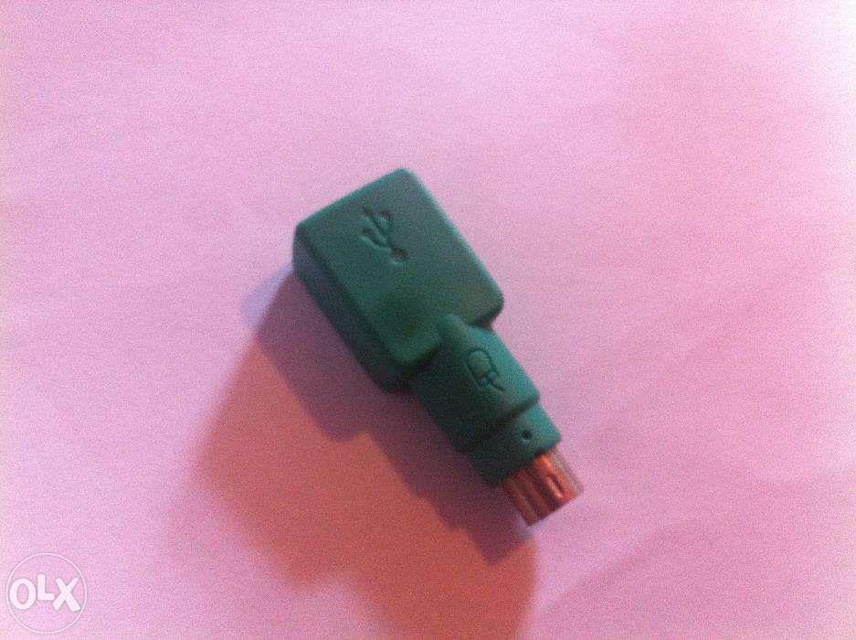 Adaptop mouse USB la PC mufa PS2