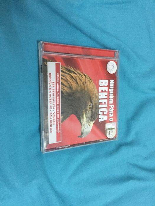 Musicas SL Benfica - CD original