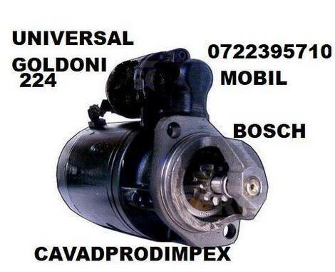 Electromotor cu reductor pentru tractor Goldoni universal 224