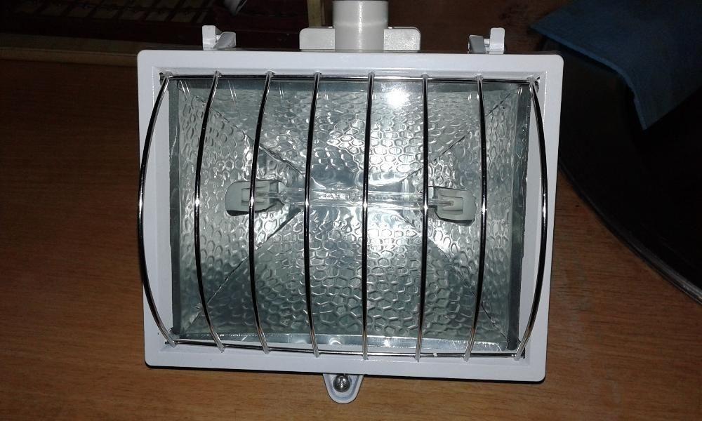 Продавам работеща Вана - прожектор 500 вата
