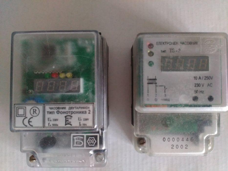 нови електромери и тарифни часовници