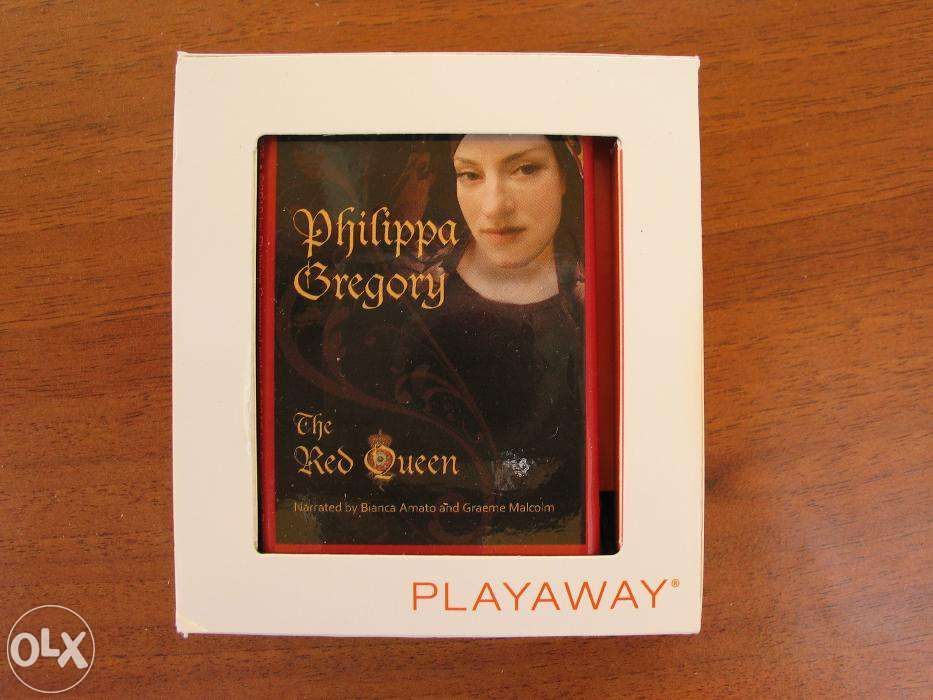 Philippa Gregory, The Red Queen The Cousins' War Series PLAYAWAY Audio