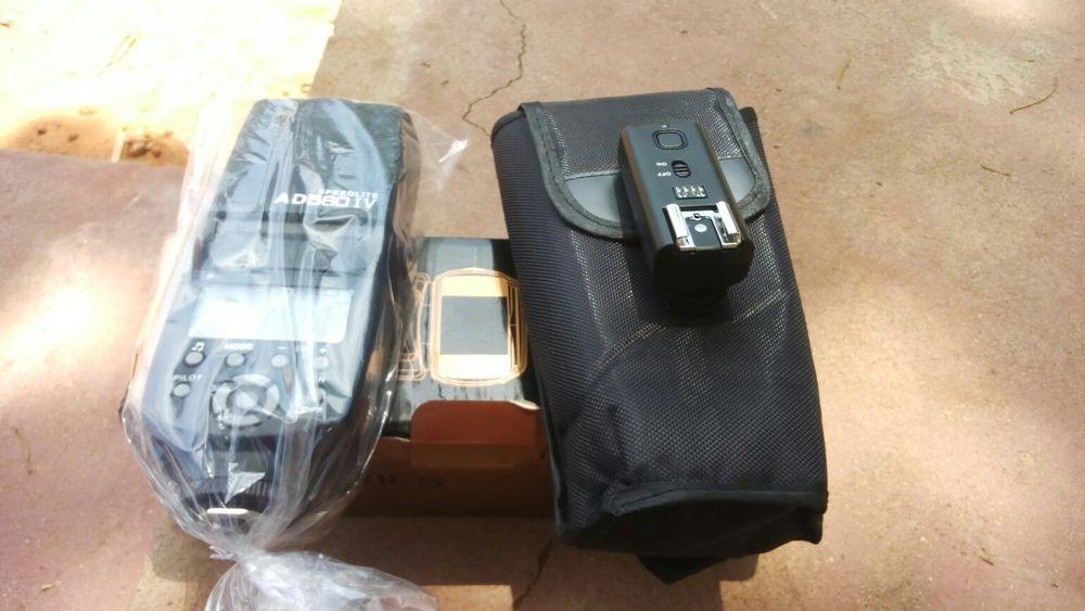 Flahs- Speedlight Andoer Universal (Canon, Nikon e diversas)
