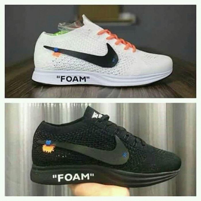 Nike foam