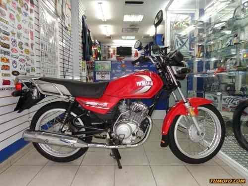 Mota e Motos Yamaha Yb