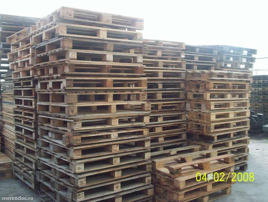 paleti lemn,europaleti ,paleti tip euro ,epal , noi sau folositi