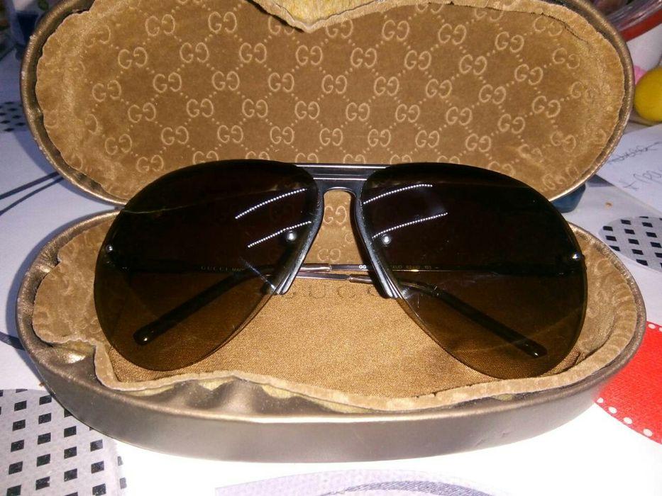 Gucci оригинални слънчеви очила унисекс
