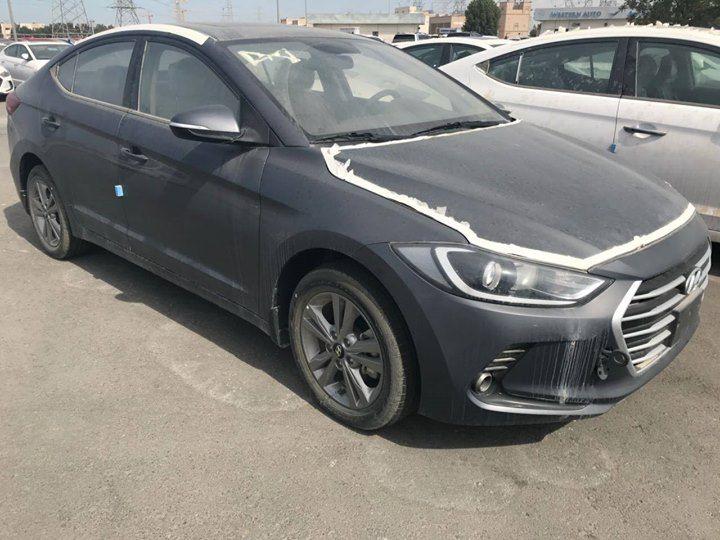Hyundai Elantra ultimo modelo