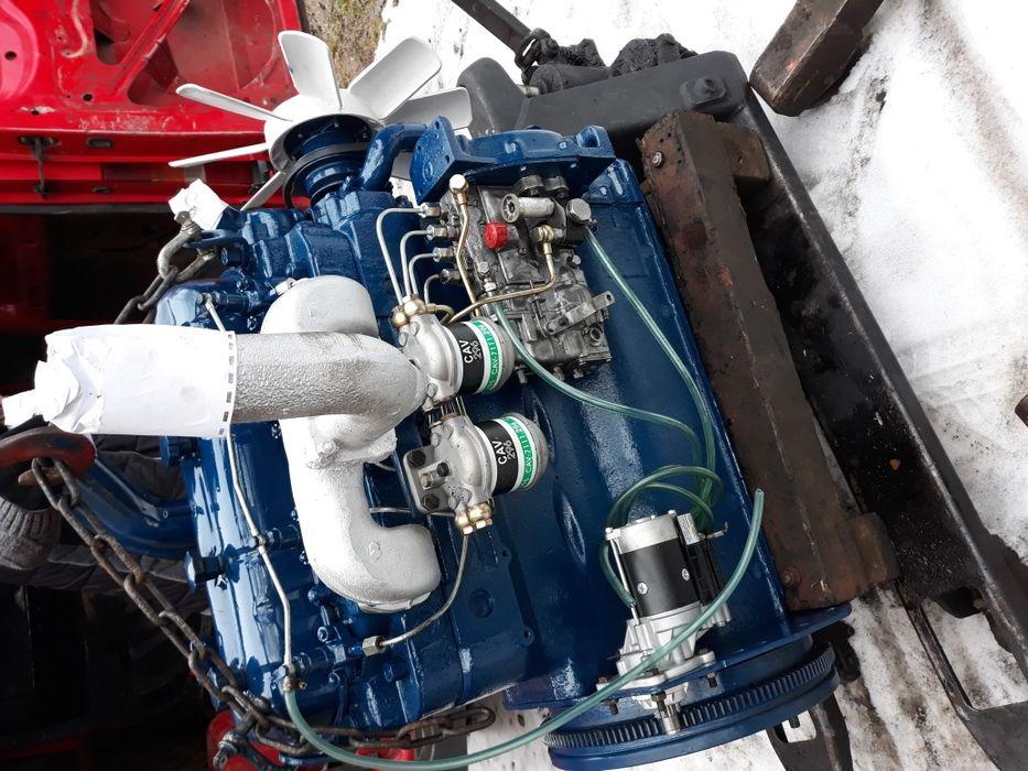 Motor taf u 650