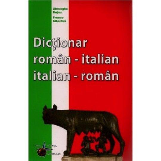 Dictionar roman-italian italian roman (bilingv) Facultatea de Litere