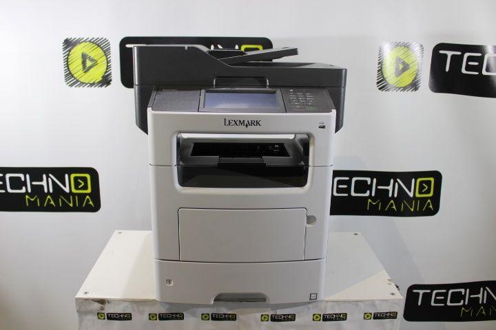 Реновиран/Лазарен принтер/копир/МФУ/Lexmark /MX611de/kopir/принтер