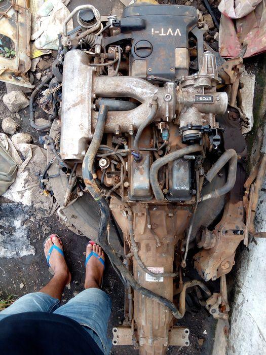 Vende se motor completo de carro progrece