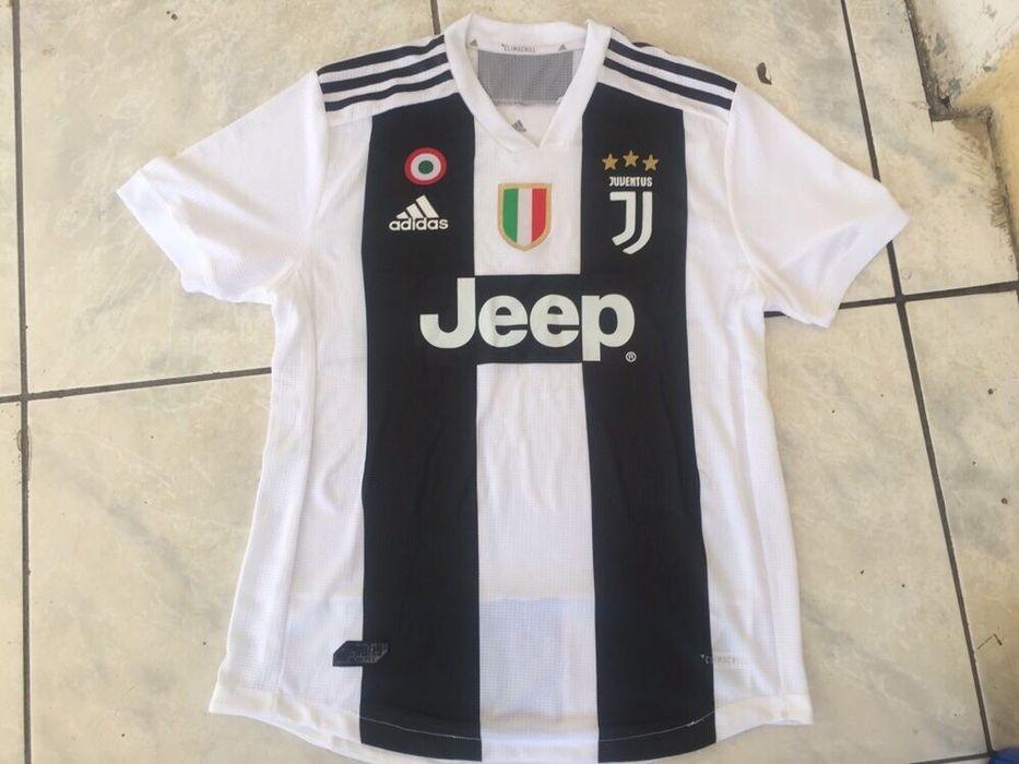 Camisetas 100% Originais da Juventus. Época 2018/19