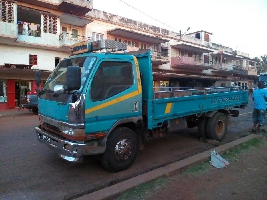 Mitsubishi canter 5 tons