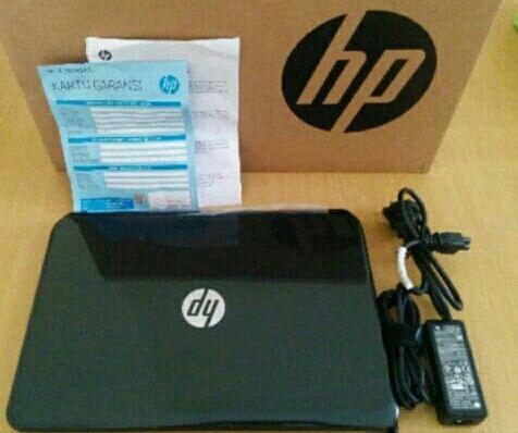 Portátil HP disponível