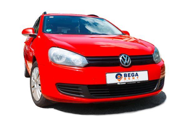 Inchiriez VW Golf 6 combi 19 eur/zi
