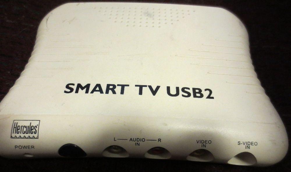 Un sistem mai vechi de TV pe calculator