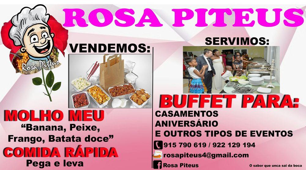 Buffet para Casamentos/pessoa