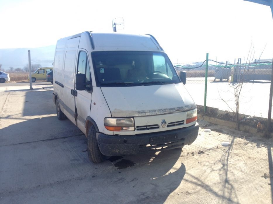 Рено Мастер 2.5 дци 2003г Renault Master 2.5 dci на части 84кс.