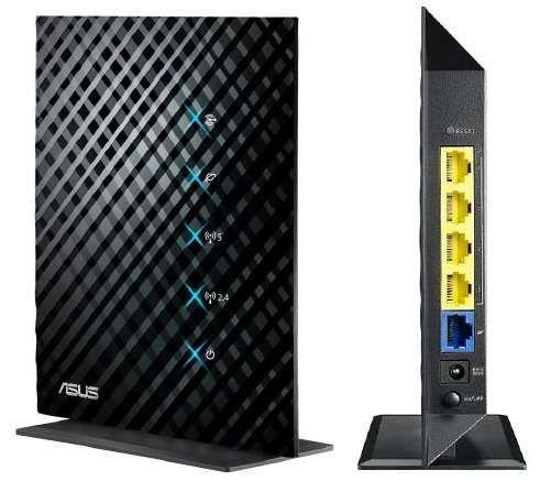 ASUS RT-N53 Black Diamond Dual-Band Wireless-N600