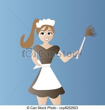 empregada domestica Residente