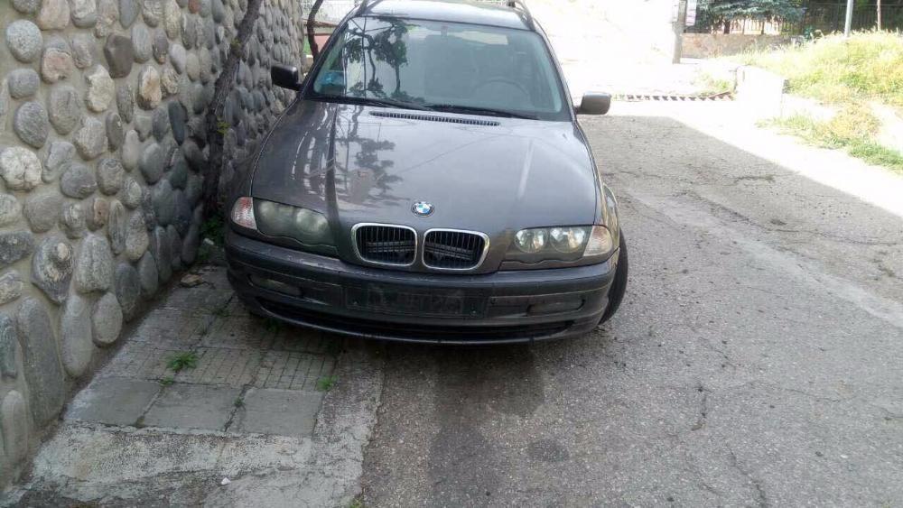 BMW E46 2000 дизел на части