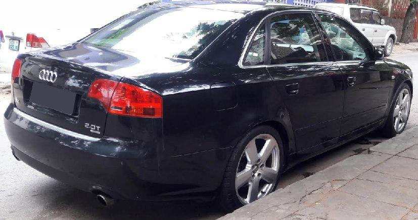 Audi A4 - 2.0T - Quattro
