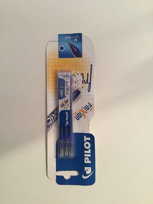 Vand mine pix Rezerva Roller FriXion Pilot 0.7, albastru, 3/set