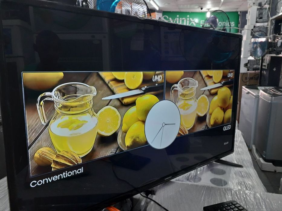 "TV Samsung 52""Polegadas LED Full Ultra HD"
