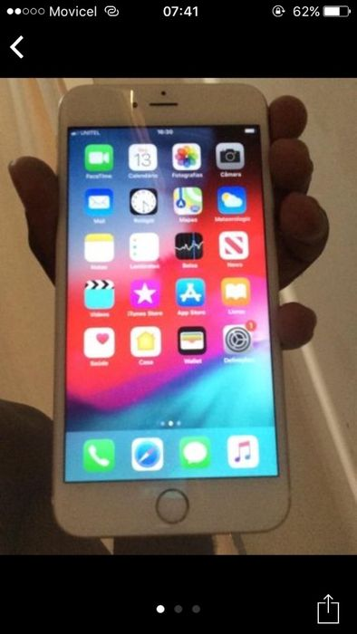 iPhone 6plus Semi Novo