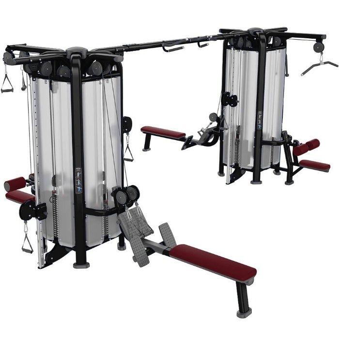 Фитнес уред Active Gym Multi Gym 8 Station - НОВ