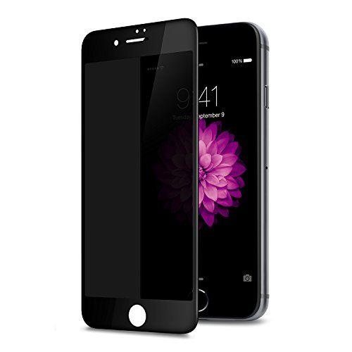 Folie 6D PRIVACY Apple iPhone 7, Elegance Luxury duritate 10H