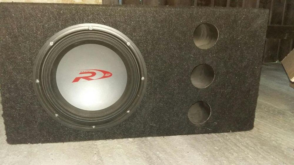 Sistem audio auto