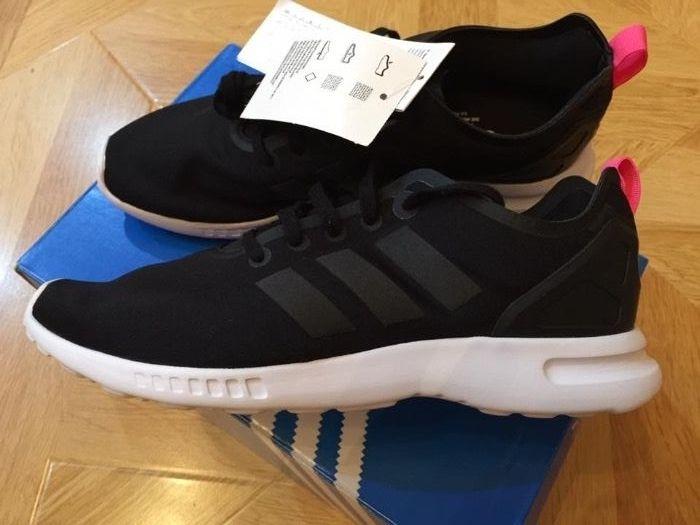 Adidasi Originali Adidas ZX Flux Smooth, Autentici, Noi in Cutie !