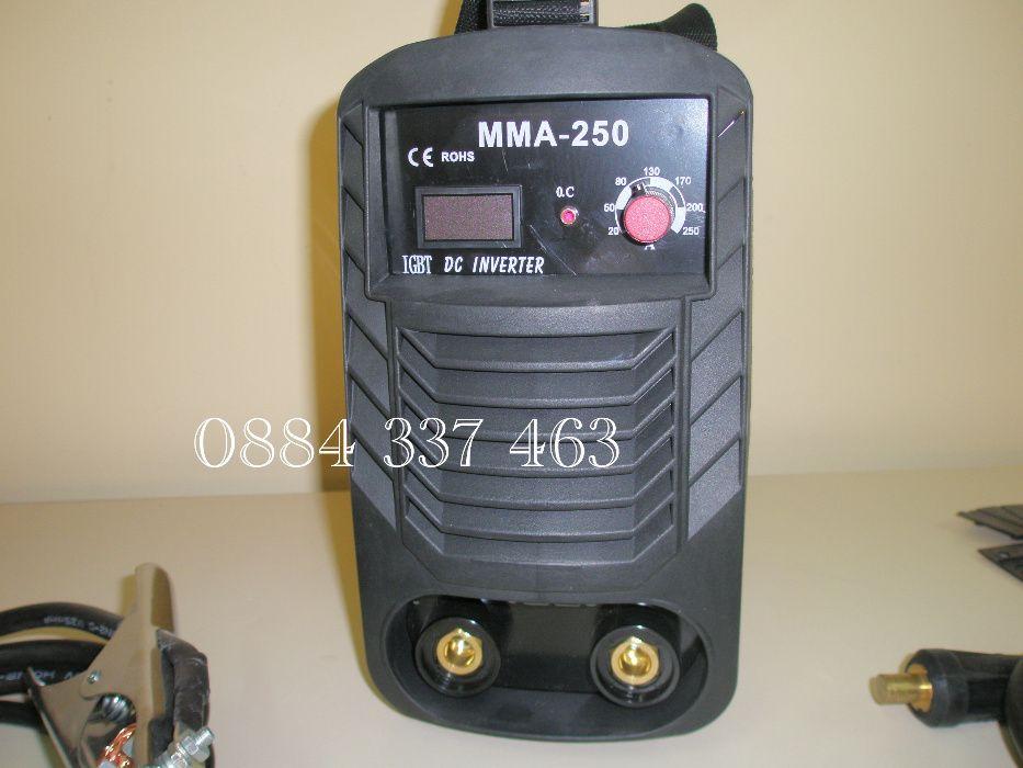 ММА 250 А Електрожен инверторен 207