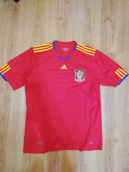 Tricou națională Spania adidas original mărimea XL